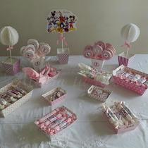 Candy Bar La Casa De Mickey Mouse