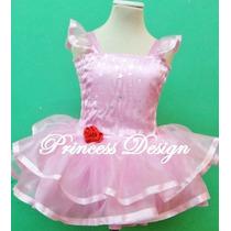 Disfraz Angelina Ballerina Bailarina