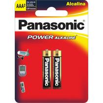 Pilas Alcalinas Panasonic Aa O Aaa Combo Oferta 20 Unidades