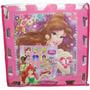 Piso De Goma Disney Princesas - Minijuegos