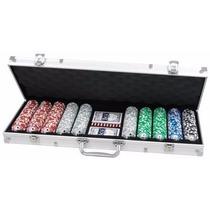 Fichero De Poker 500 Fichas Numerado De 11.5 Mejor Precio