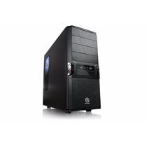 Gabinete Thermaltake V3 Black Edition 450w - Gamer - Gtia.