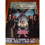 Iron Maiden The Factor X Tour Poster Original 1995 Alemania