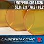 Lentes Para Láser Co2 Máquina Corte Y Grabado Pantógrafos
