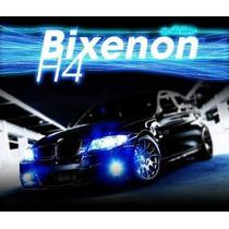 Instalacion + Kit Bixenon H4 6000k 8000k 10000k