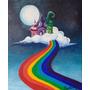 Pinturas Con Magia Para Niños - Decoración De Dormitorios