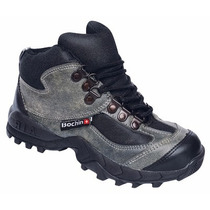 Zapato Zapatilla Bota Trabajo Reforzada Seguridad Puntera