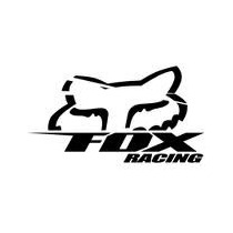 Calco Logo Fox Racing