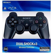 Joystick Ps3 Dualshock 3 Sony Inalambrico Wireless!