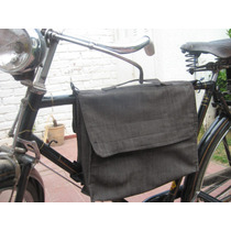 Morral Ideal Bicicleta Inglesa Antigua Mountain Bike Laptop