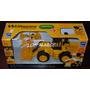 Roma Workers Topadora Camion Construccion Caterpillar 28 Cm
