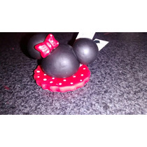 Souvenires De Mickey Mouse Y Minnie Mouse En Porcelana Fria.
