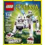 Lego 70127 Chima Leyendas Lobo Bestia Jugueteria Bunny Toys