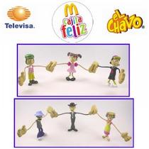 El Chavo Coleccion Completa ( Mc. Donalds 2008)
