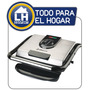 Parrilla Electrica Grill Press Ultracomb Gp4400 2000w Acero