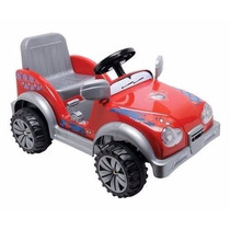 Auto Scout Cuatriciclo Moto Triciclo Jeep A Bateria Niño