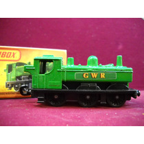 Matchbox N° 47 Pannier Locomotive Lesney & Co England