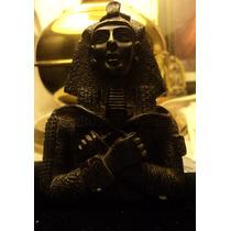 Pieza Esfinge Egipcia Unica Estilo Muy Antiguo