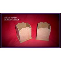 Porta Lápices Con Ondas 7x7x8 Cm Precio X 10 Unidades