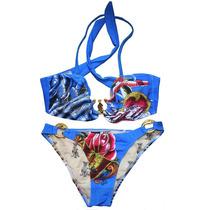 Bikini - Malla Cristian Audigier Talle L