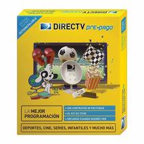 Directv Prepago Kit Autoinstalable. Cuotas Sin Interés!