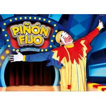 Kit Imprimible Piñon Fijo Personalizá Tu Fiesta-envío Gratis