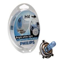 Lámparas Philips Crystal Vision Ultra H4, H3, H7, H2 4300k