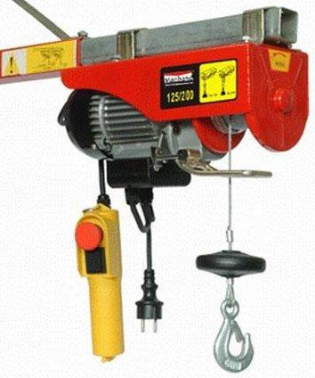 Aparejo electrico 300 kg c comando malacate guinche - Oferta calentador electrico ...