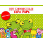 Kit Imprimible Editable Sapo Pepe, Candybar, Golosinas