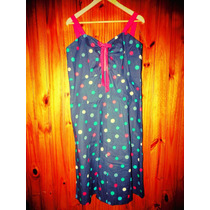 Vestido Lunares Xl - Estilo Pin Up - Impecable - Oferta!