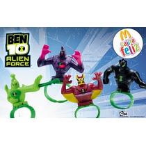 Coleccion Completa Ben 10 Cartoon Network (mc. Donalds )