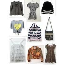 Lote Ropa Zara, 47 Street Para Nena Talle 11/12 (9 Prendas)