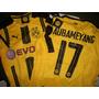 Camiseta Borussia Dortmund Reus Aubameyang Gotze