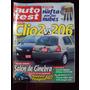 Auto Test 114 4/00 Renault Clio Peugeot 206 Suzuki Baleno