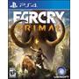 Far Cry Primal Ps4 Digital Secundario Az-juegos