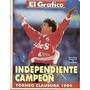 Video Vhs De Independiente Campeon 1994 Completo