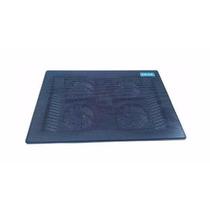 Base Porta Notebook Con 4 Coolers Hasta 15.6 Pulgadas