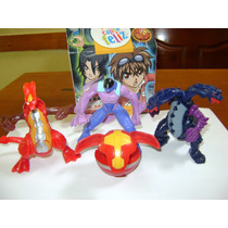 Coleccion Completa Bakugan (mc. Donalds 2009)