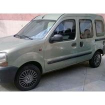 Kangoo 2005 Diesel 1.9 5ptas.equipada80 Y Fac.