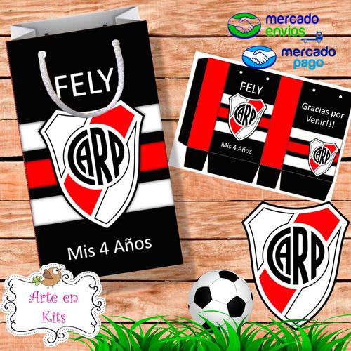 474dbe2f9 Bolsitas Golosineras River 1 Nene Personalizadas en venta en Los ...