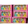 Caja Muñeca Figuras Princesas Disney X4 P Tortas O Coleccion