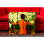 Cuadros Obras Diego Rivera. Mujer Desnuda Con Alcatraces