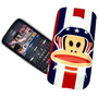 Funda Acrilico Nokia C3 Diseño Monkey Envio Promo Cap