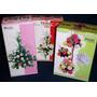 17 Pares Moldes Para Flores C/ Goma Eva - Rosas Lilis Mini
