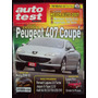 Auto Test 194 12/06 Peugeot 407 Coupe Honda Civic