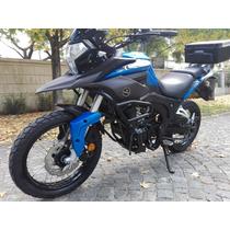 Corven Triax Touring 250cc Año 2016 Con 2100km