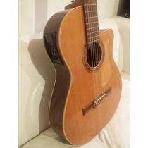 Guitarra Electrocriolla Fonseca 41k (no Gracia Alpujarra)