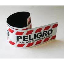 Imán Peligro Dieta - Bebop Regalos - Regalos Originales