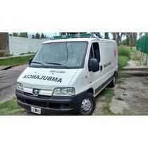 Peugeot Boxer / Ambulancia De Traslado Con Eqipamiento