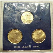 Argentina Mundial 78´ 3 Monedas